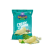Cream and onion Aloo Waffers Balaji Namkeen (cream and onion Aloo chips)