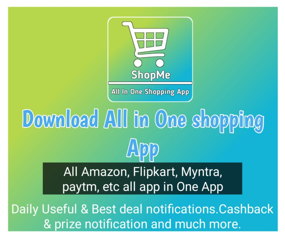 shopme all in one shopping app